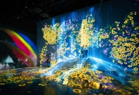 Das teamLab Borderless
