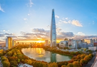 Südkorea exklusiv, Lotte World Tower in Seoul