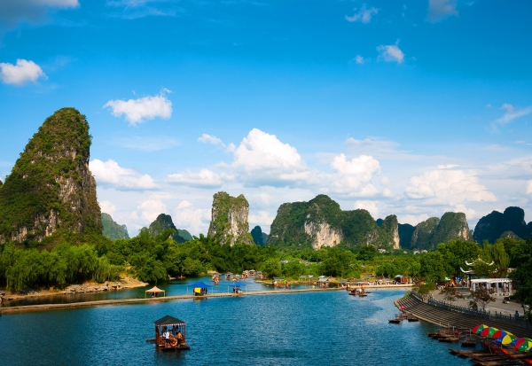 Guilin, Yulong Fluss