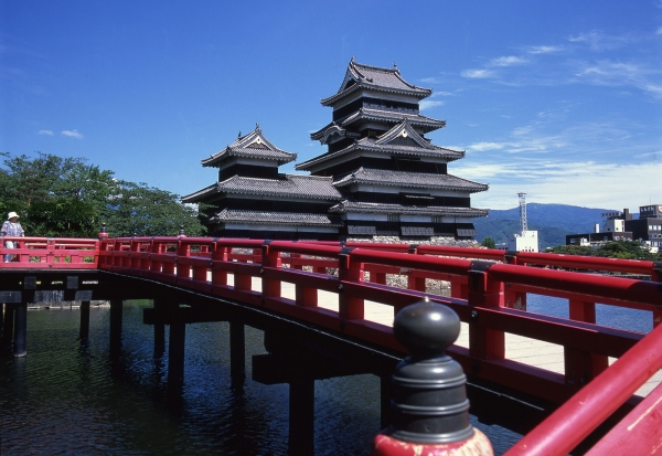 Japan Highlight - Matsumoto Burg