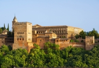 Alhambra, Andalusien Highlight
