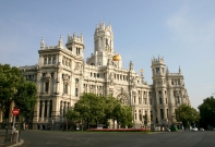 Madrid Reise