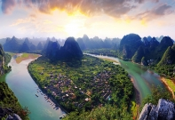 Guilin, China Reise