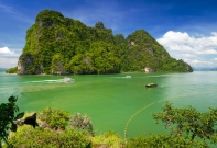 Nationalpark Phang Nga, Thailand Reise