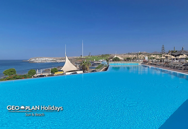 Infinity Pool, H 10 Playa Meloneras Palace