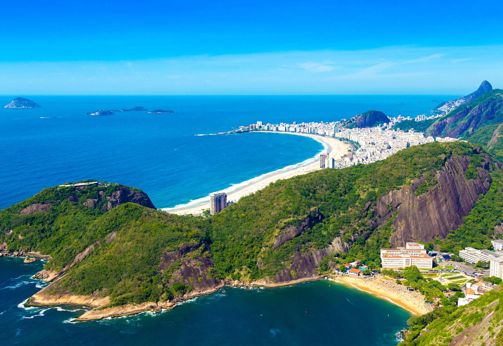 Rundreise Zu Den H U00f6hepunkten Brasiliens Mitr Geoplan