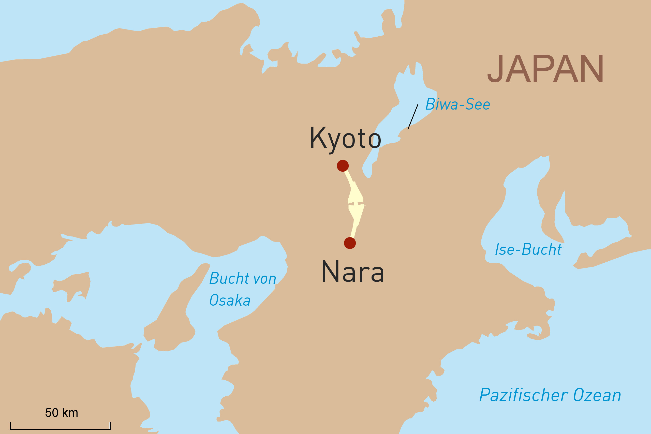 Drei perfekte Tage in Kyoto
