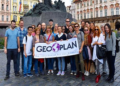 Die Geoplan-Experten auf Tour
