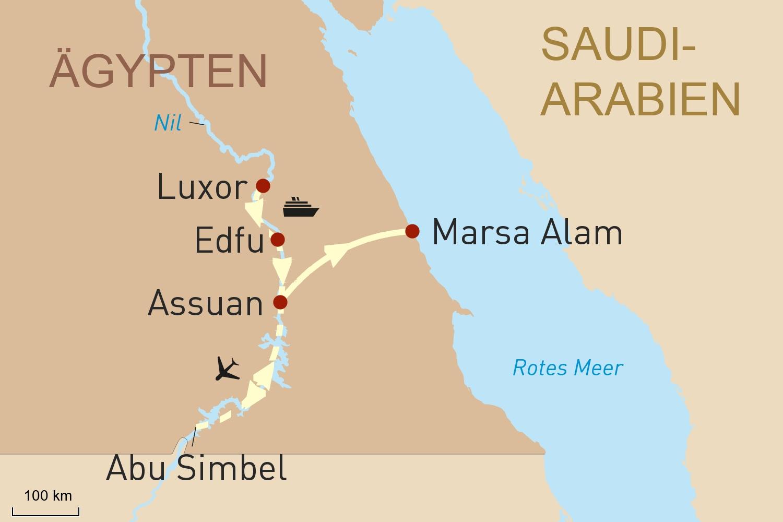 Ägypten exklusiv erleben