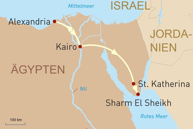 Ägypten auf den zweiten Blick