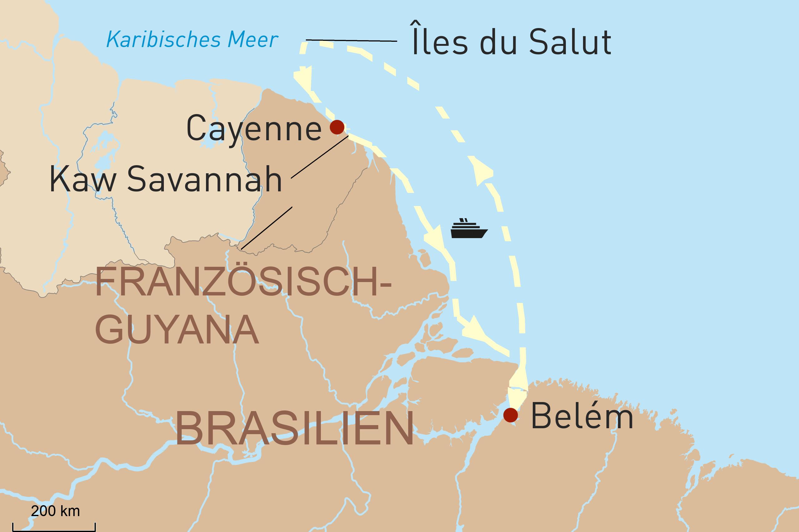Amazonas – Strom im Herzen Brasiliens