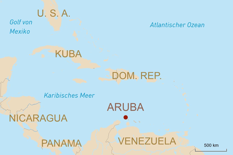 Aruba - Badeverlängerung am traumhaften Eagle Beach