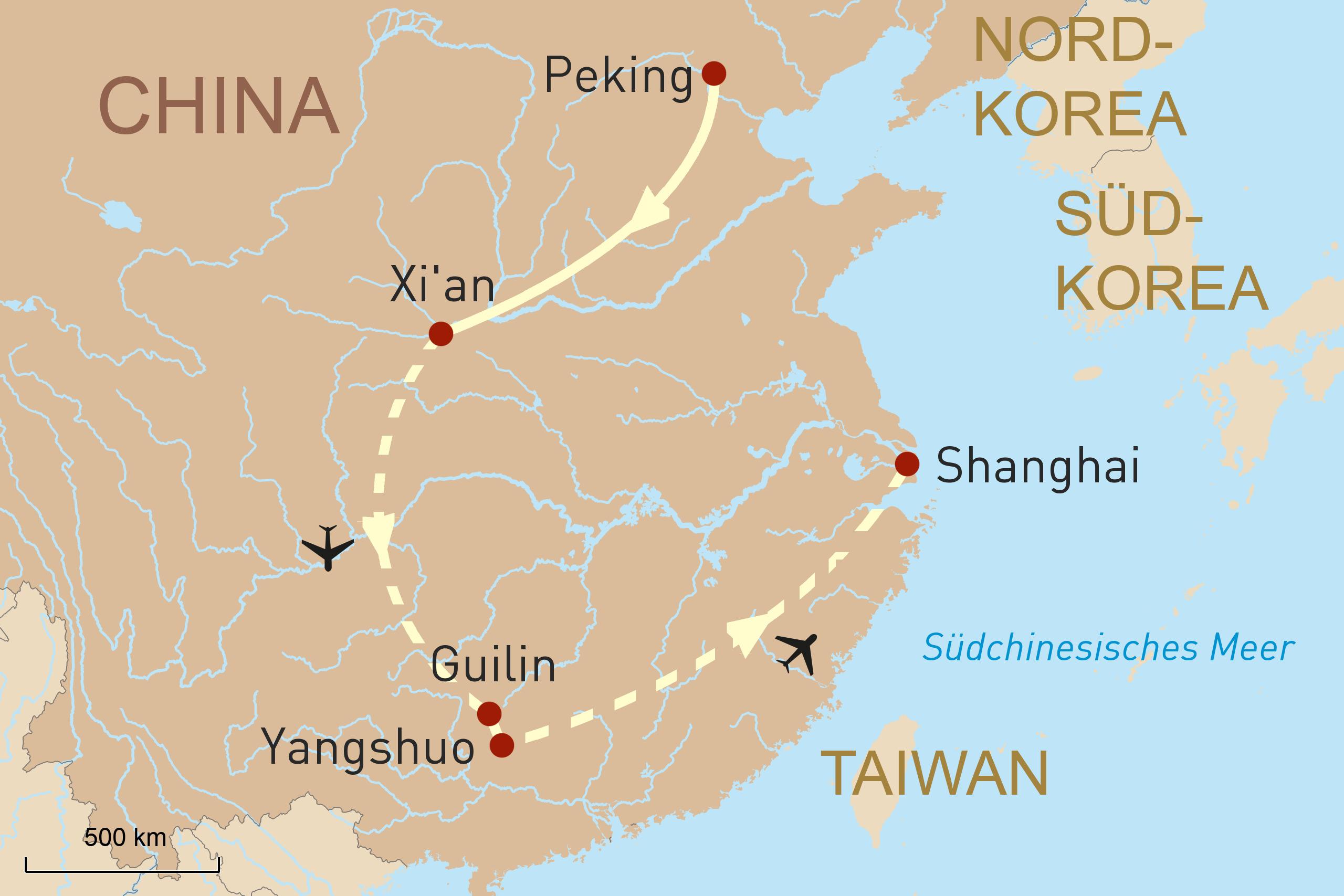 China exklusiv