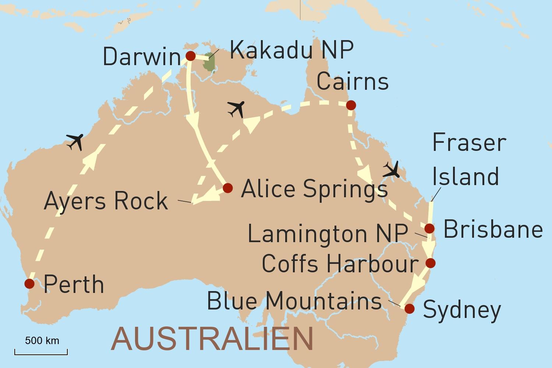 Australien intensiv erleben