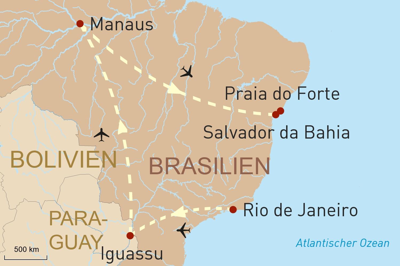 Brasilien – Land der Lebensfreude