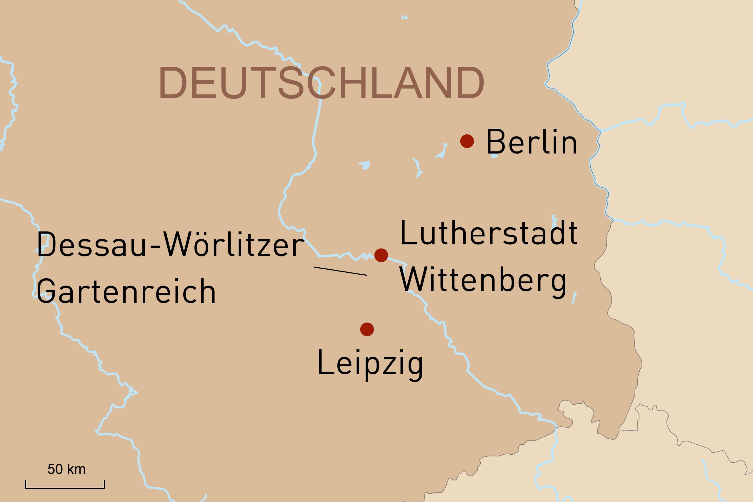 Lutherstadt Wittenberg auf die feine Art erleben
