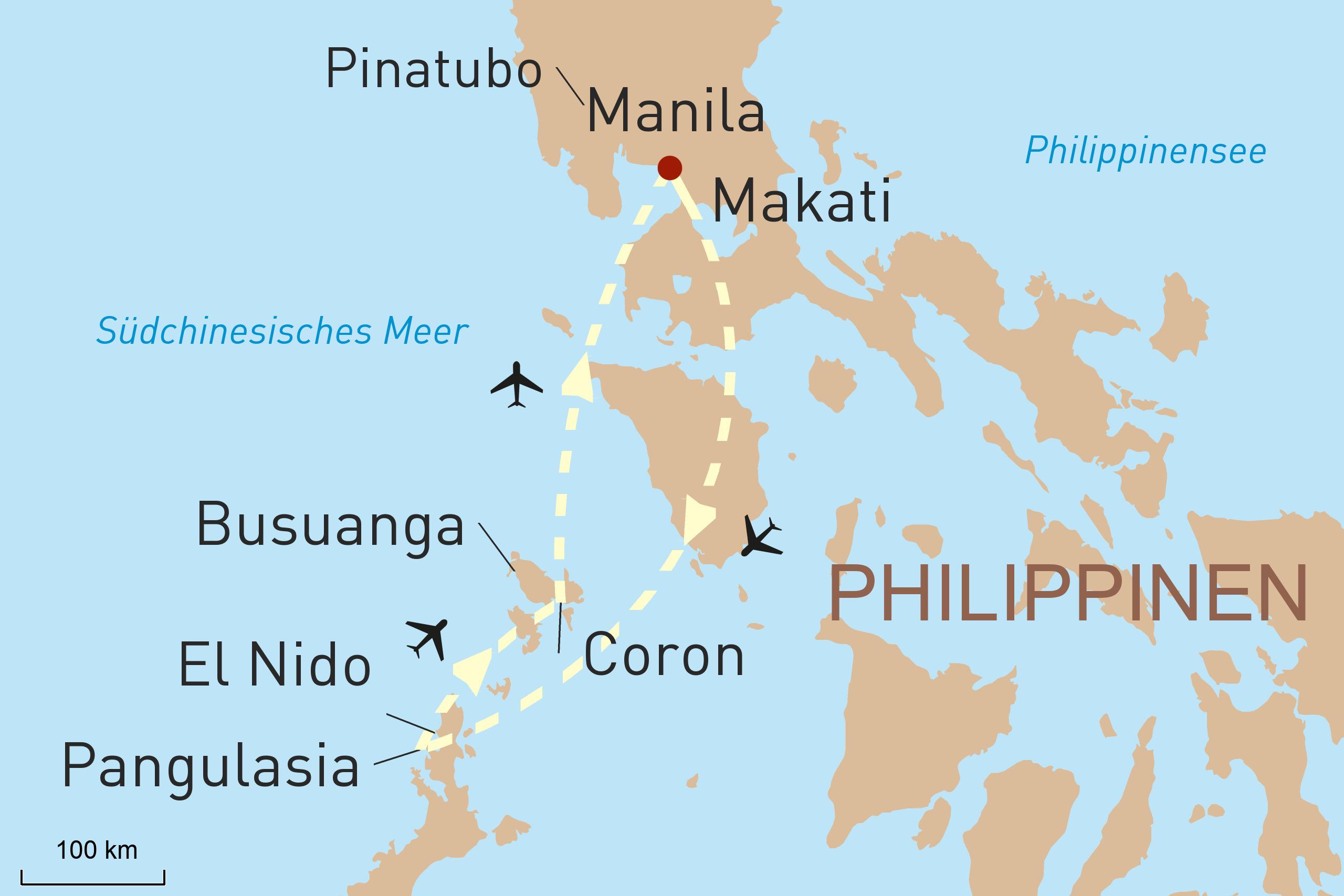 Die Inselwelt der Philippinen exklusiv erleben