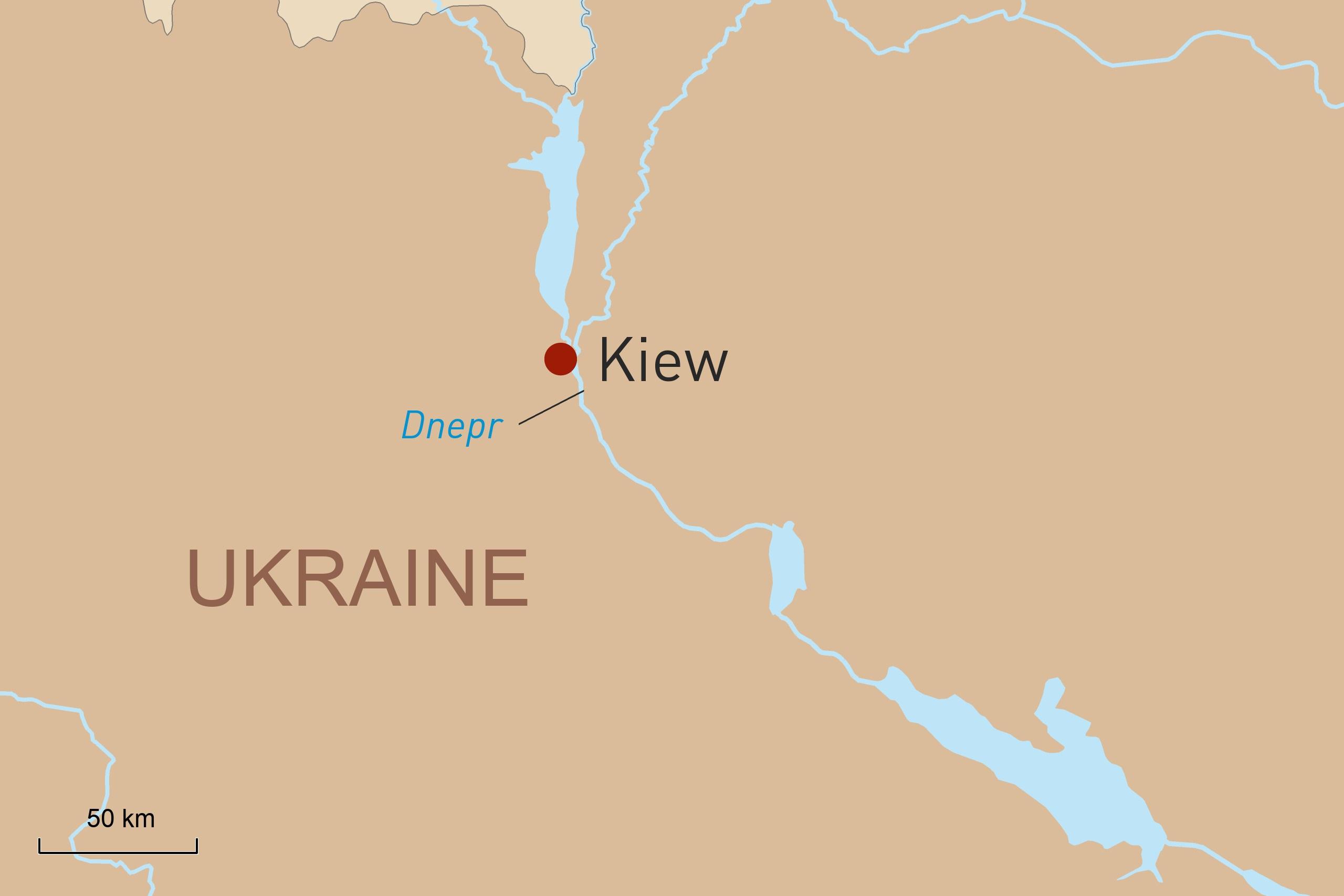 3 perfekte Tage in Kiew