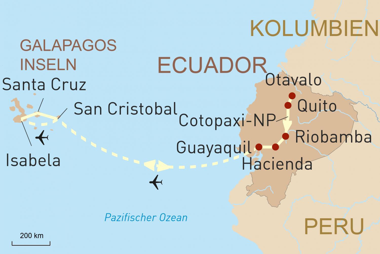 Ecuadors Schätze