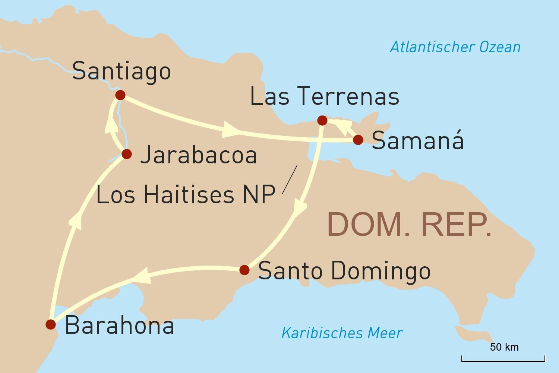 Erlebnisreise Dominikanische Republik