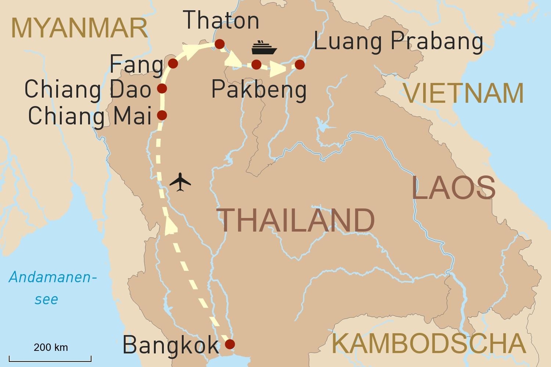 Thai bekanntschaft