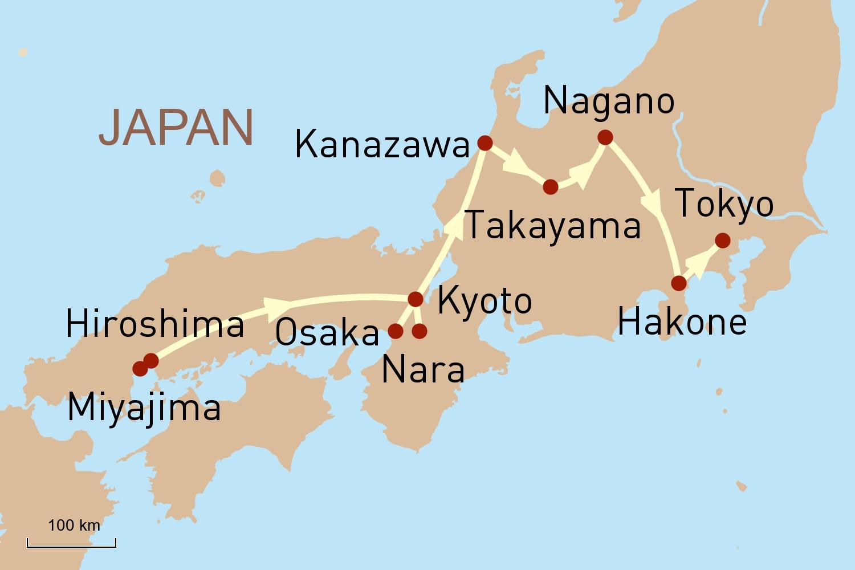 Japan Gruppenreise Kabuki