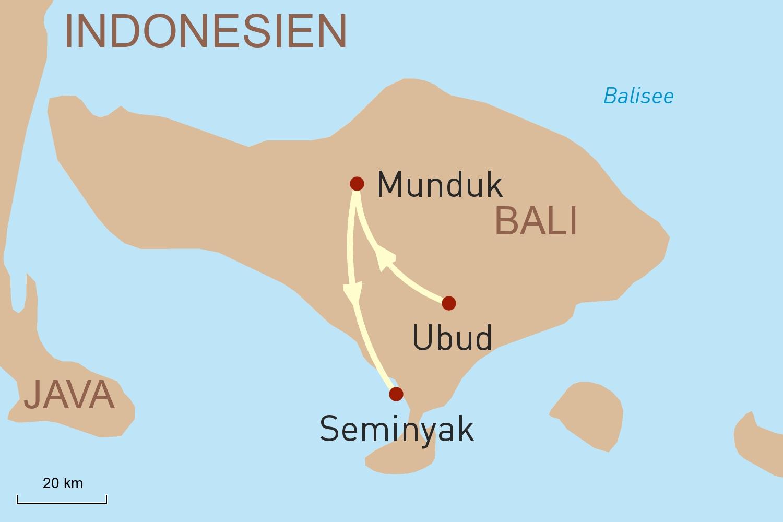 Indonesien Reise: Bali für Gourmets