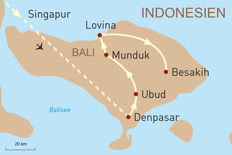 Indonesien Reise: Bali - Insel der Götter
