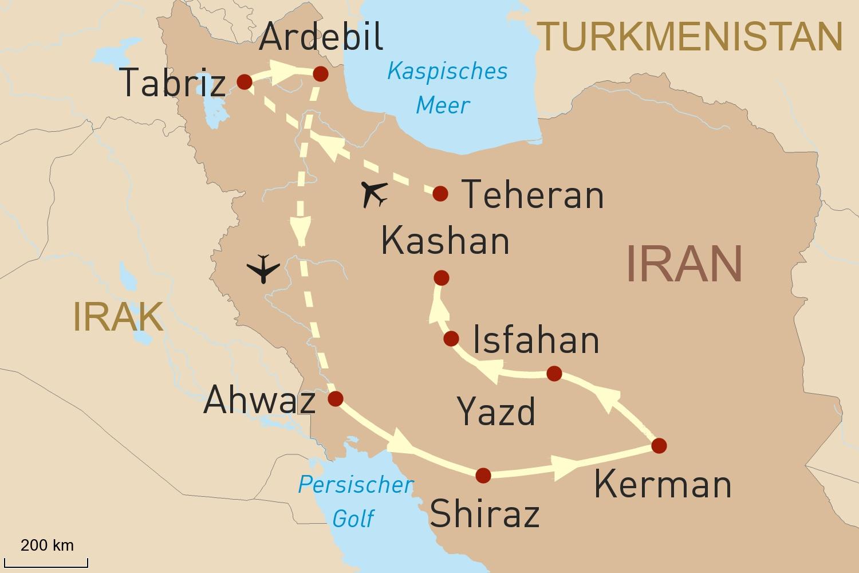 Iran Reise Intensiv