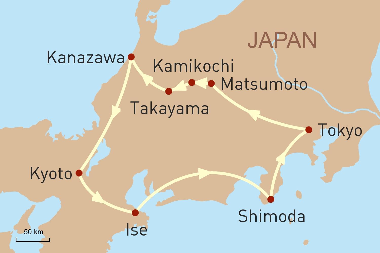 Japan auf den zweiten Blick