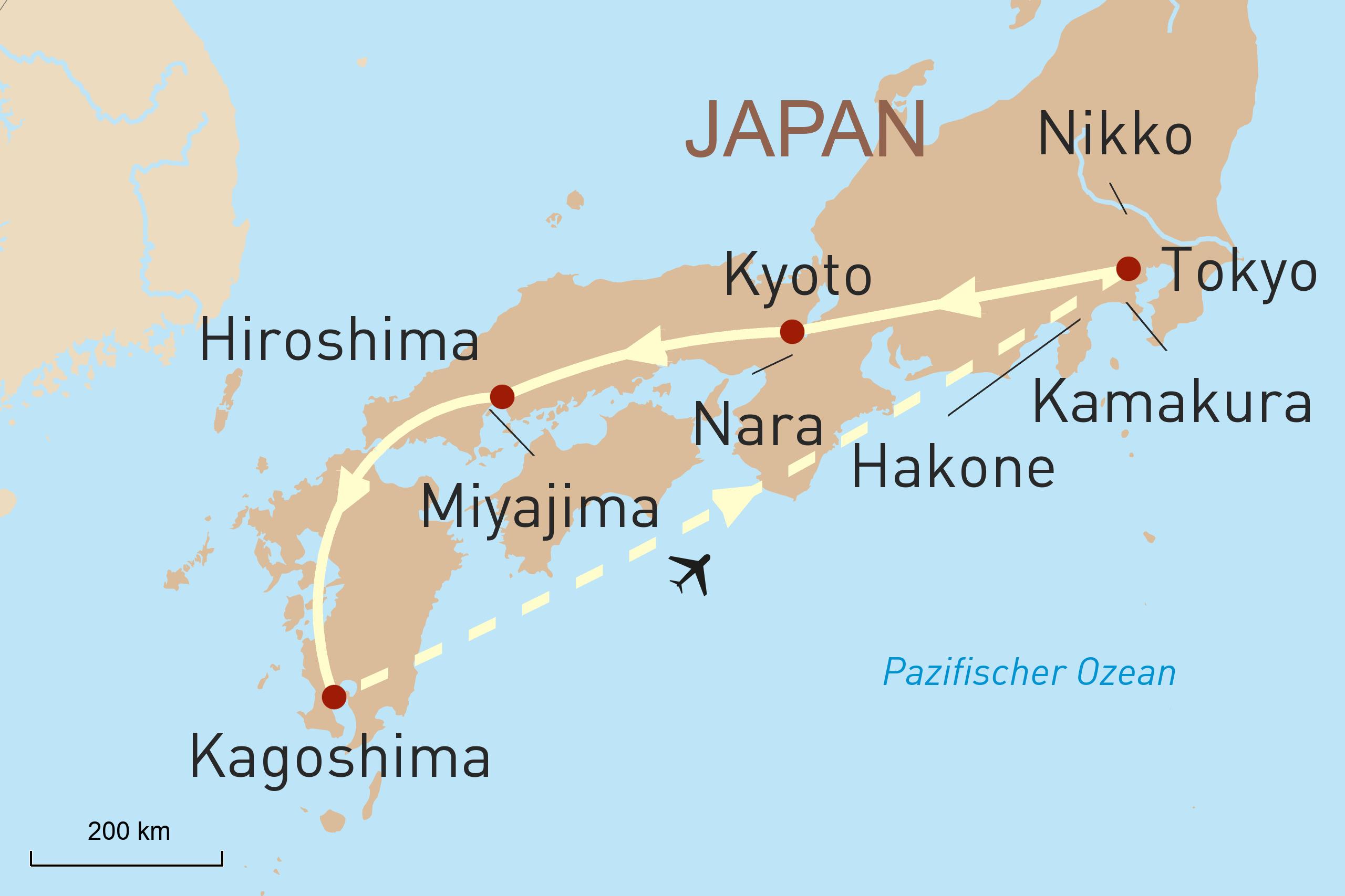 Japan exklusiv