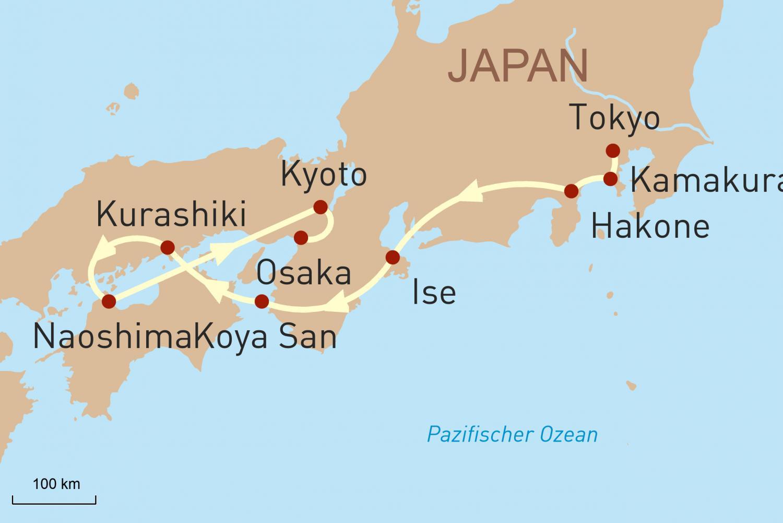 Japan Intensiv