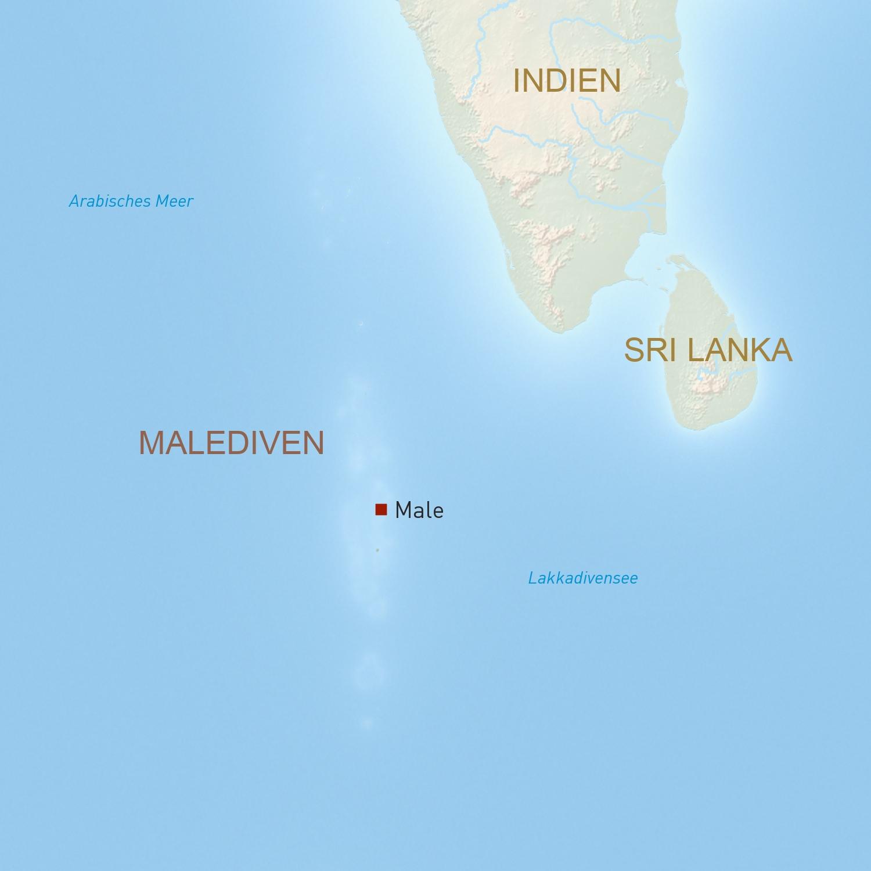Seychellen Malediven Karte.Malediven Reisen Individuell Geoplan Privatreisen