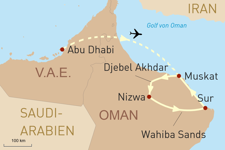 Oman luxuriös erleben