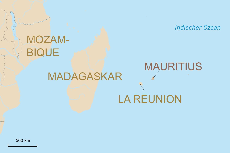 Paradiesinsel Mauritius