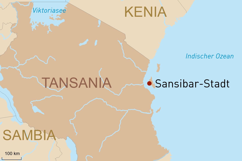 Sansibar: Exklusiver Badeaufenthalt am Traumstrand