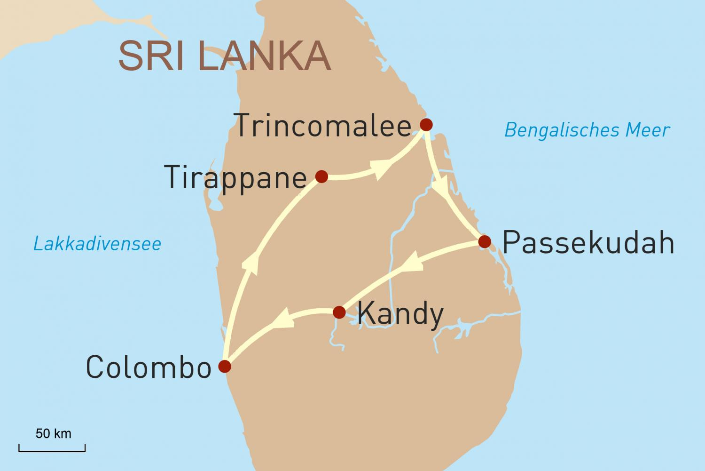 Sri Lanka Exklusiv
