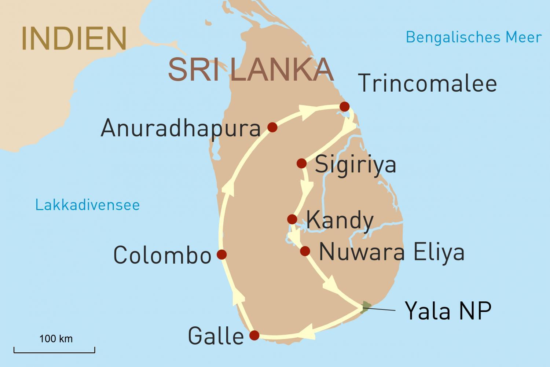 Sri Lanka Intensiv