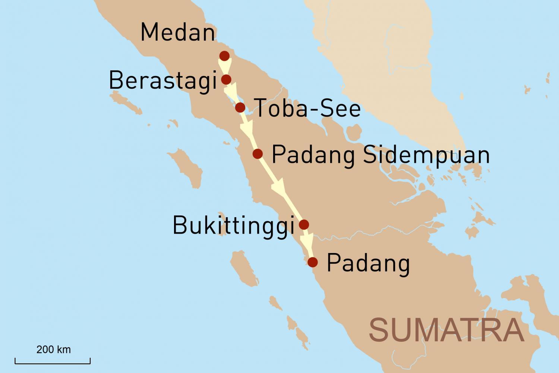 Sumatra Explorer