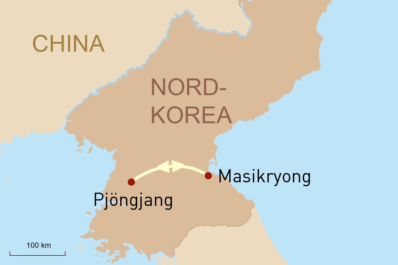 Wintererlebnisreise Nordkorea